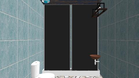 123 - Modern - Bathroom - by GarrettDaniel