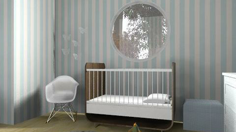 telma baby 13 - Classic - Kids room  - by telma
