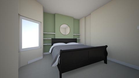 Boudoire - Bedroom  - by alexpopplewell