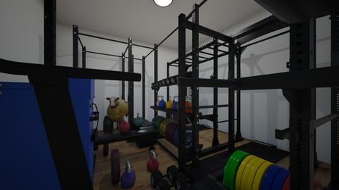 gym - by cd05