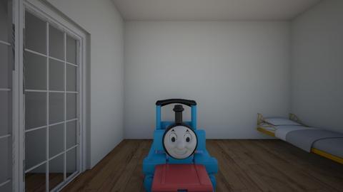 Robbie - Kids room  - by 147095