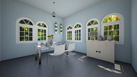 Dining Room - Modern - Dining room - by libcabene