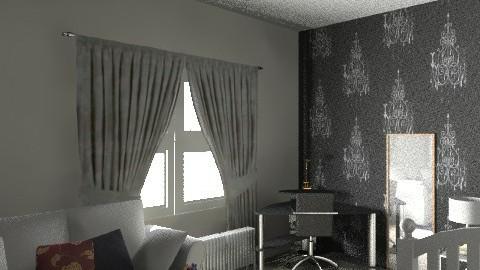 Annelies - Vintage - Bedroom  - by Snoopy16