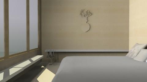 whitelight - Minimal - Bedroom  - by annikas