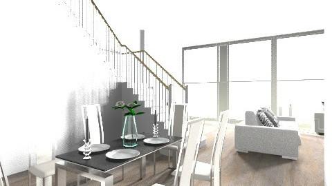 Lady gaga exclusive room - Vintage - Living room  - by jessicaemelie