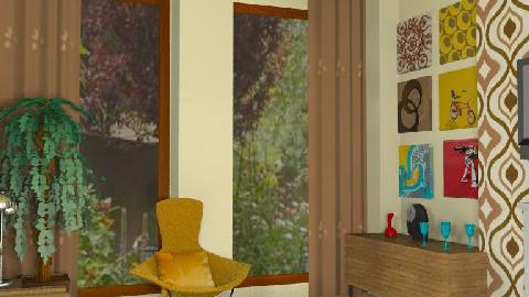 Classic Twist - Classic - Living room  - by mythreesons