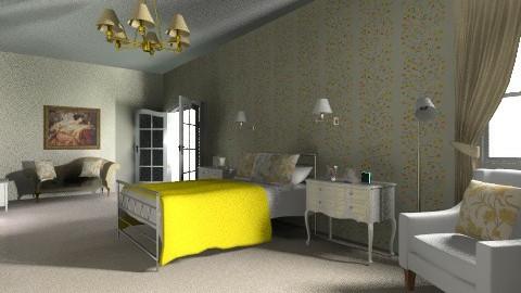 Quarto dois - Classic - Bedroom  - by nathaly_cardoso