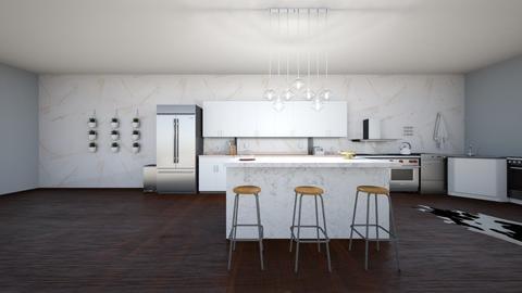 Modern Kitchen - Kitchen - by ae62726