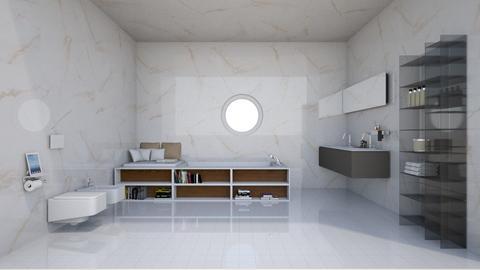 bathroom v2 - Bathroom  - by DCZAJA14