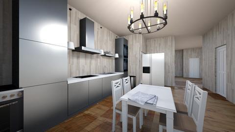 Kitchen 1 - Modern - Dining room  - by ragnar2010