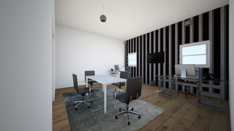 office style - Modern - Office - by lala is awesome