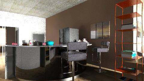 comodos2 - Eclectic - Kitchen  - by izarochaa