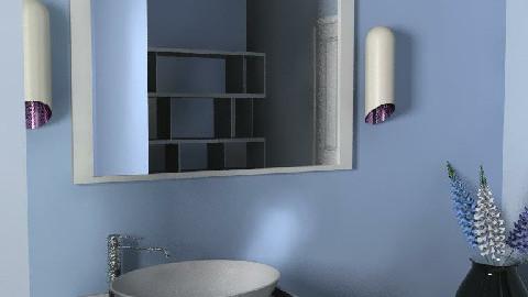 eclectic bathroom - Eclectic - Bathroom  - by InteriorDesign