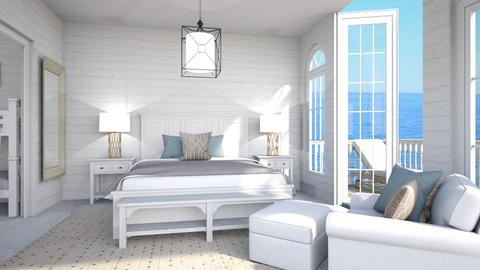 Sea Breeze - Bedroom - by lauren_murphy