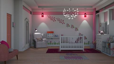 crib - Kids room  - by pachecosilv