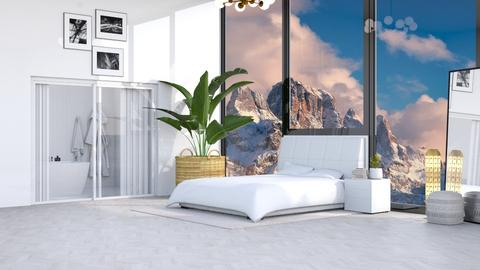 Over The Mountains Remix - Bedroom  - by elkell12