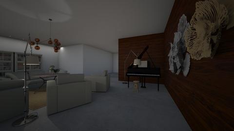 idk - Living room  - by katarinalaaksonen