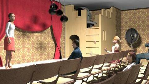 theatre - Classic - by katie xxxxx