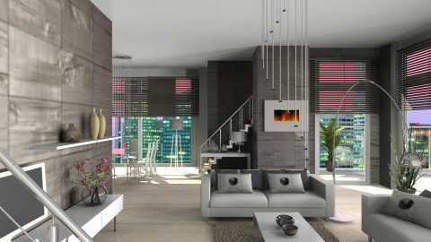 Marco - Modern - Living room  - by KittiFarkas