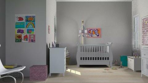babyyyyybyyyiytb6ytyvjyyyyvybbuyyygvbyyuyyyiyyyiiiyyyiiuuyy - Classic - Kids room  - by jdillon