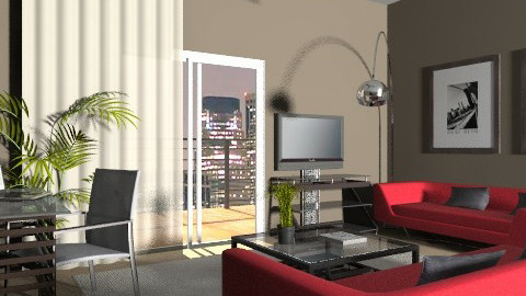 Small APT2 - Modern - by channing4