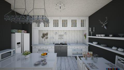 Kitchen Creation - Kitchen  - by sissybee