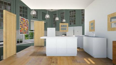 Kitchen 1 - Classic - Kitchen  - by 2019jbaltierra