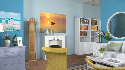nautical room - Classic - Living room  - by yasemin04