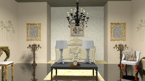 delancy - Glamour - Bedroom  - by trees designs