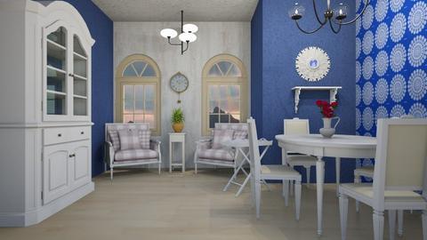 Scandinavian dining room - Minimal - Dining room  - by Tupiniquim