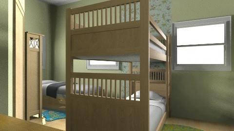 Sasha_detki - Kids room - by karianna