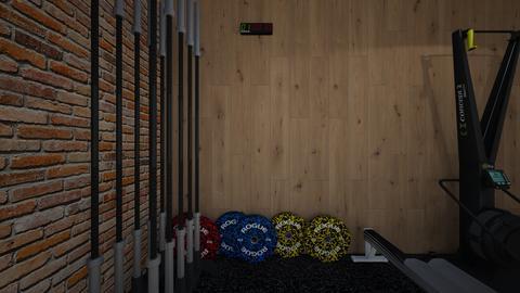 My Gym - by rogue_b94c13124213c7ff7909ae7bffe0e