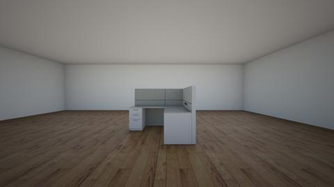 an office - by jannahoman