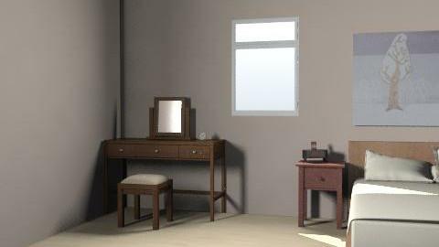 camila - Rustic - Bedroom  - by camilaloka52