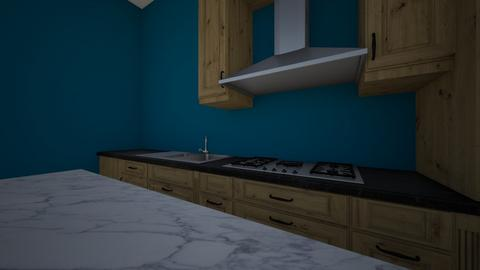 JJ - Modern - Kitchen  - by JMORT