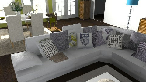 At home - Modern - Living room  - by klumea
