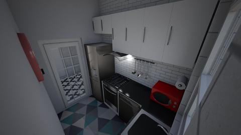 kitchen 9 - Kitchen  - by filozof