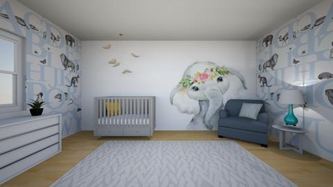 boho nursery - by LHSHousing