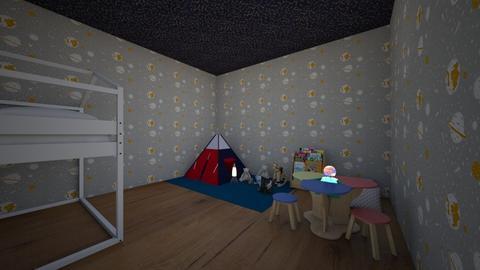 kids room - Bedroom  - by soph12234