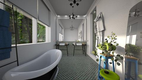 bath - Bathroom  - by lais baptista