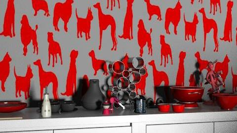 Kitchen1 - Eclectic - Kitchen  - by kourt