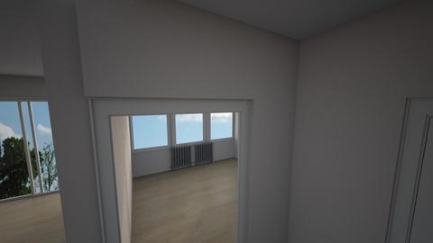 radijatori u spav 1 - Living room  - by sinemarb