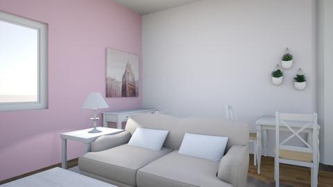studio apart ment NACIMEN - Living room - by avaz