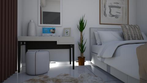 room boho - Rustic - Bedroom  - by maji glez