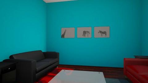 zebra roommmmmmmm m  m m  - Living room - by dm15900