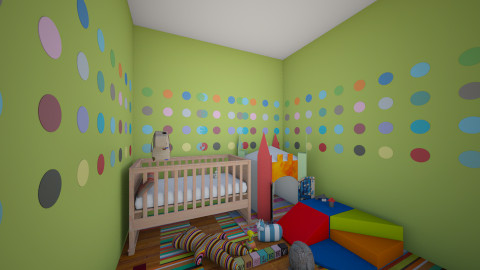 bedroom - Eclectic - Kids room  - by Felizia