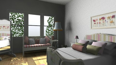 Guest Bedroom 1 - Feminine - Bedroom - by sumz78
