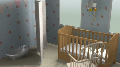 baby's room - Classic - Kids room  - by lucinda_harrison