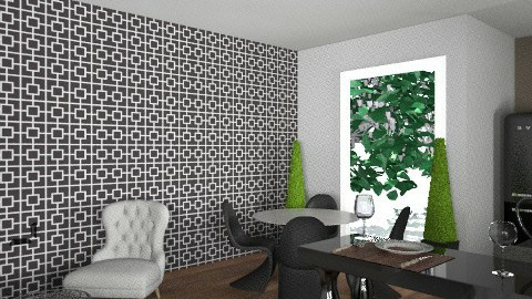 AGAVE 02 plus - Glamour - Living room  - by domuseinterior