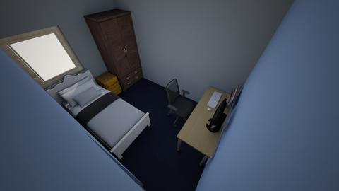 My - Modern - Bedroom  - by Jazde